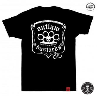 OUTLAW BASTARDS - Tričko pánské Outlaw Bastards Boxer