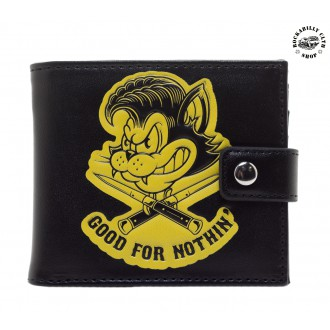 KUSTOM KREEPS - Peněženka Kustom Kreeps Good For Nothin Wallet