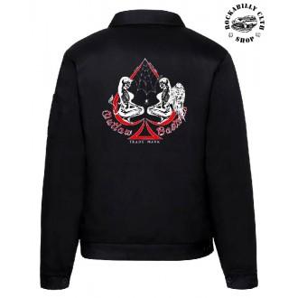 KLUCI / BOYS - Pánská bunda Outlaw Bastards Heaven & Hell Jacket