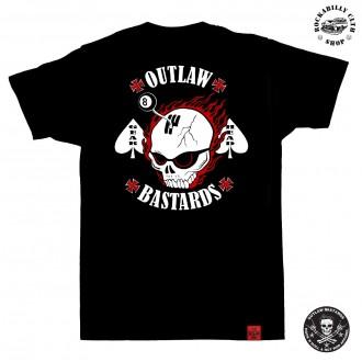 OUTLAW BASTARDS - Tričko pánské Outlaw Bastards Gear Head