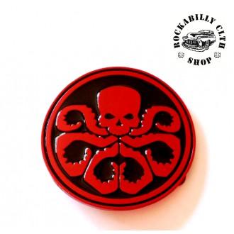 DOPLŇKY / ACCESSORIES - Přezka na pásek Rocka Skull Sourpuss
