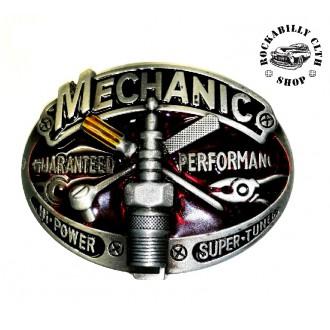 DOPLŇKY / ACCESSORIES - Přezka na pásek Rocka Mechanic