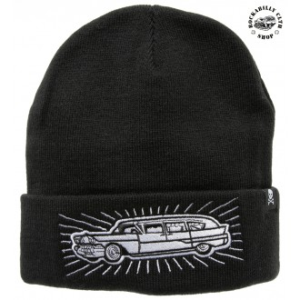 SOURPUSS - Kulich čepice Sourpuss Clothing Hearse Knit Hat