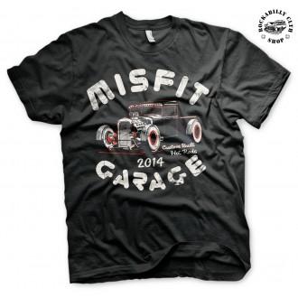MISFIT GARAGE - Tričko pánské Misfit Garage Power Pick
