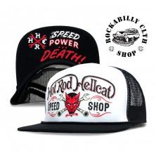 Kšiltovka Truckerka Hotrod Hellcat Devil