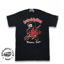 Pánské Tričko Hotrod Hellcat Sinners Assn