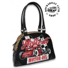 Dámská taška kabelka Hotrod Hellcat Motor Oil