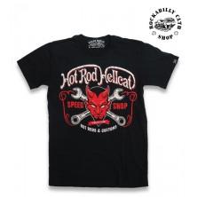 Pánské Tričko Hotrod Hellcat Devil