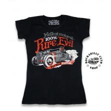 Dámské Tričko Hotrod Hellcat Devil Rod