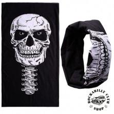 Nákrčník Rocka Neck Tube Skull