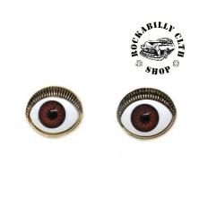 Náušnice Rocka Eyeballs