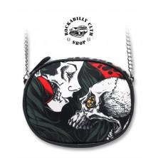 Dámská kabelka mini Liquor Brand Diamond Gypsy