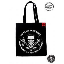 Taška Outlaw Bastards Skull