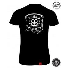 Tričko Dámské Outlaw Bastards Boxer