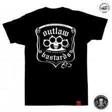 Tričko pánské Outlaw Bastards Boxer