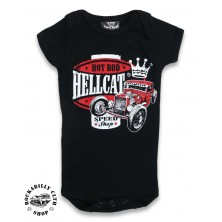 Dětské Body Hotrod Hellcat Speedking