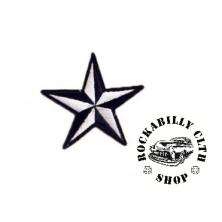Nášivka Rocka Nautical Star