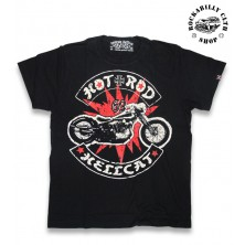 Pánské Tričko Hotrod Hellcat Bobber