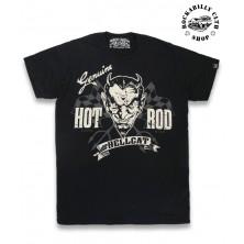 Pánské Tričko Hotrod Hellcat Genuine Devil