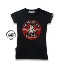 Tričko Dámské Liquor Brand Kid Slug