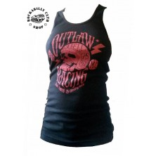 Dámské tílko No Deal Outlaw Racing Tank Top Woman
