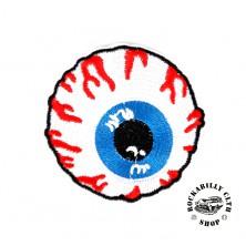 Nášivka Rocka Eyeball