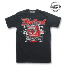 Pánské Tričko Hotrod Hellcat Motor Oil 2