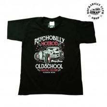Dětské tričko No Deal Psychobilly Hotrod