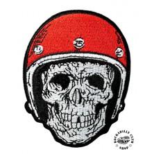 Nášivka Rocka Skull Rider