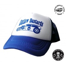 Kšiltovka Truckerka Dětská Outlaw Bastards Hotrod Skull