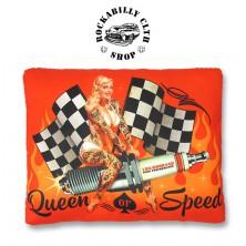 Polštář Liquor Brand Queen Of Speed