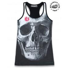 Dámské Tílko Liquor Brand Skull