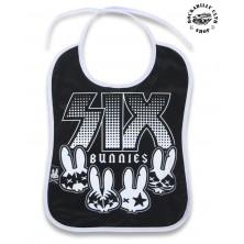 Dětský Bryndák Six Bunnies Rock Group Wht