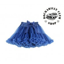 Spodnička Rocka Tutu Swing Skirt Blue
