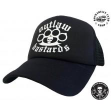 Kšiltovka Truckerka Outlaw Bastards Boxer