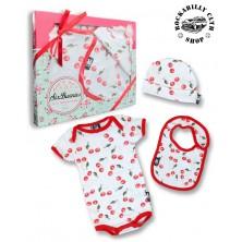 Dárková sada Six Bunnies Cherries Giftset