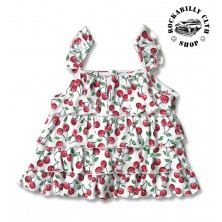 Šatičky dětské Six Bunnies Cute Cherries Tank