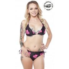 Dámské plavky Sourpuss Candy Hearts String Bikini