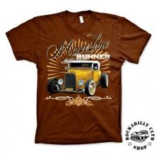 Tričko pánské American Hotrods Moonshine Runner