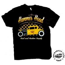 Tričko pánské American Hotrods Hammer Head Hot Rod