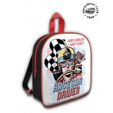 Dětská taška / batoh Six Bunnies Racecar Driver