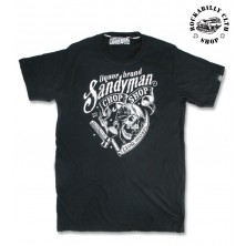 Tričko Pánské Liquor Brand Sandy Man