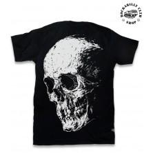 Tričko Pánské Liquor Brand Skull