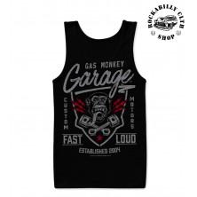 Pánské tílko Gas Monkey Garage Fast ´n Loud Tank Top