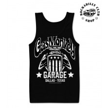 Pánské tílko Gas Monkey Garage American Engine Tank Top