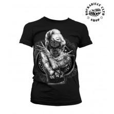 Dámské tričko American Hotrods Monroe Outlaw Tee