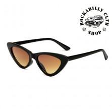 Dámské sluneční brýle Rocka Eyecat Black / Bwn