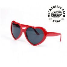 Dámské sluneční brýle Rocka Sweetheart Red