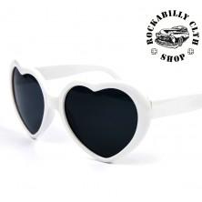 Sluneční brýle Rocka Sweetheart Wht