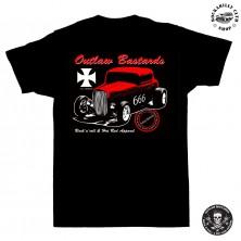Dětské tričko Outlaw Bastards 666